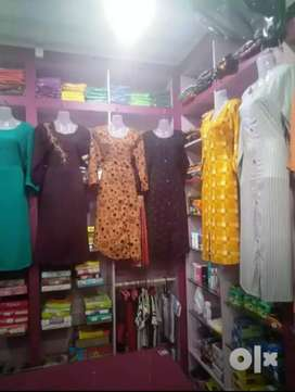 Readymade shop for sale
