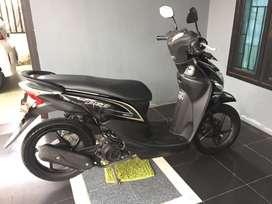 Honda Beat Pop Black tahun 2015
