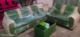 New  sofa 200 model (Duroflex) forest wood only 10year warranty