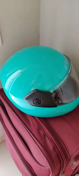 1 month old Helmet