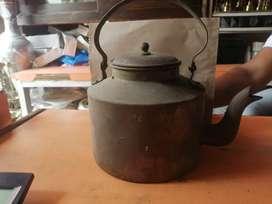 Brass Oldest tea kettle