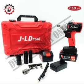 Cordless Impact JLD Tools 48V Baterai Kuat