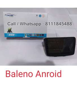 Baleno Android 9inch Touch Music System