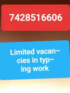 Jobs for retired , employed home makers , students etc.