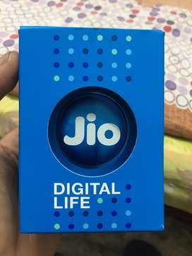JioFi Internet Router