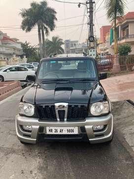 Mahindra Scorpio 2010 Diesel Well Maintained