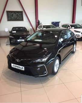Toyota Corolla Gli 2020 On Easy Monthly Installment