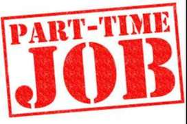 WORK FROM HOME - PART TIME ONLINE JOB