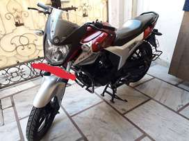 Yamaha SZR 153 CC In very Good Condition. All papers complete.