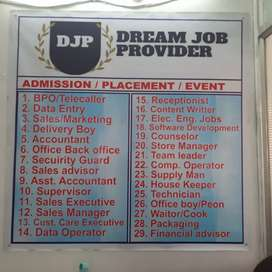 We are hiring candidate for data entry in bhilai
