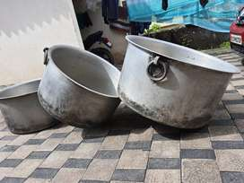 Catering big 3 vessels for sale