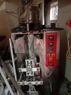 Water oil milk packing machine