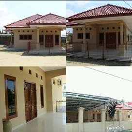 Disewakan Rumah DI Pangkal Pinang Bangka Siap Huni Lokasi Ok Jalan Leb