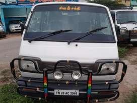 Maruti Suzuki Omni 8 STR BS-III, 2007, LPG