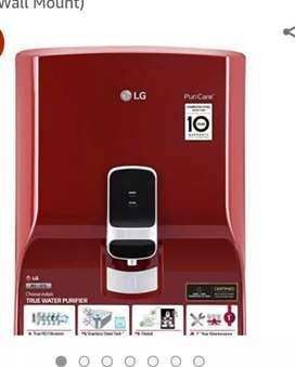 New LG Stainless water filter