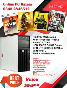 Gaming machine Special Offers with 2GB/4GB/8GB Cards