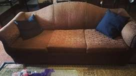 Regular sofa set 3,2,2