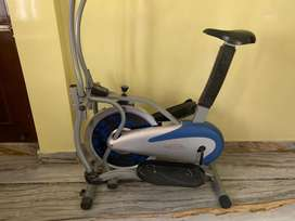 Cycle+Cross trainer(PRO BODYLINE)