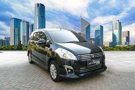Suzuki ertiga GX AT th 2014 nopol L promo kredit DP minim