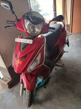 Good condition nice scooty