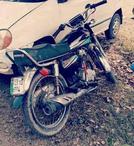 Honda 125 Neat and Clean Powerful Engine