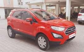 Ford Ecosport 1.5 Petrol Trend Plus AT, 2018, Petrol