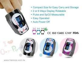 Pulse Oximeter Anak / Oxy Panda for Children Hannox