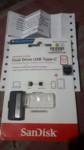 Flashdisk sandisk 64 gb