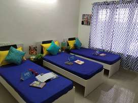 Zolo Galleria - 2 & 3 Sharing PG Accommodation for Men and Women