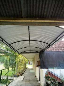 canopy/carpot minimalis