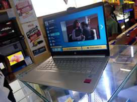 Kredit Laptop HP 14s-CF2008TX | Core i7 gen 10 | 3mnt Acc