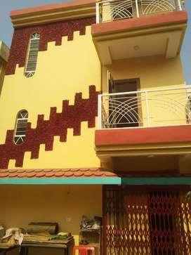 jagdeopath m 2 floor ka duplex house h 20 ft road pr