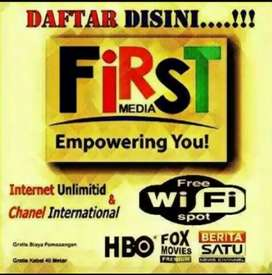 First media internet WiFi