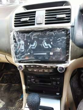 HONDA ACCORD CL7 CL9 ANDROID PANEL WITH FREE FATTING K SAT