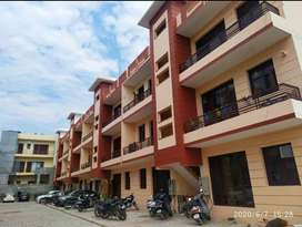 2bhk spacious flat fully furnished in Gated society in mohali