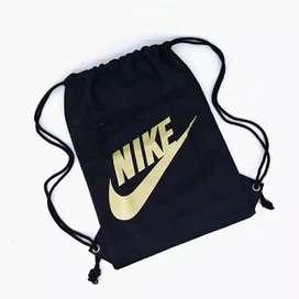 Gym sack bag serut simple