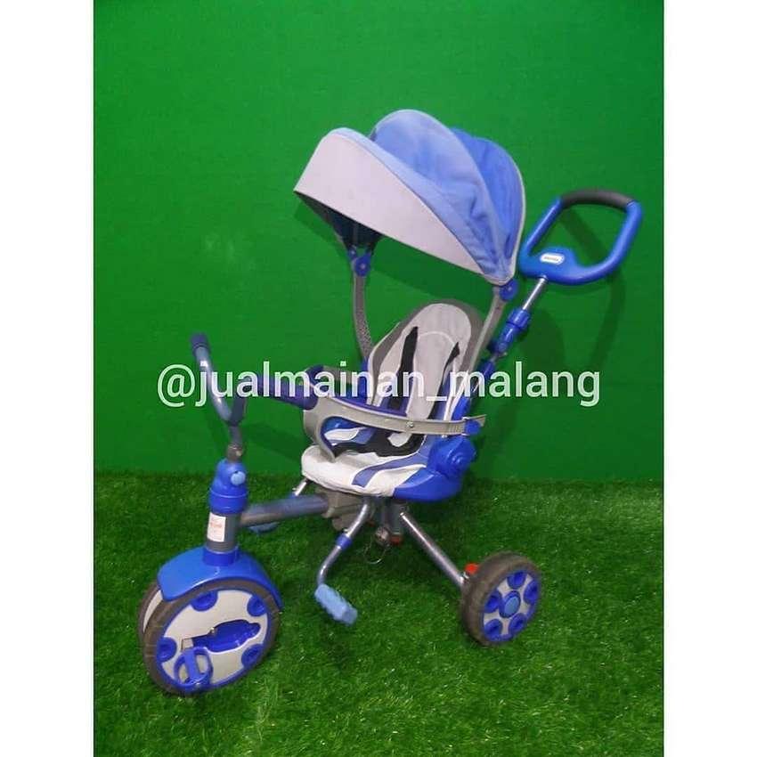 Jual Sepeda Anak Original Little Tikes 4 In 1 Fold n' Go Trike 0