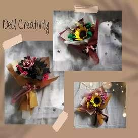 Buket bunga paperflower