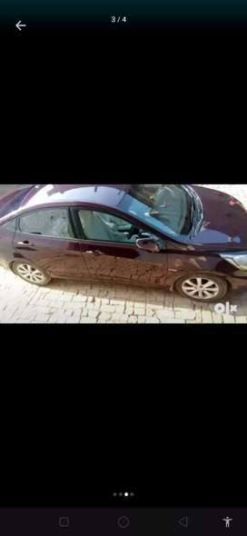 Hyundai verna 1.6SX in good condition