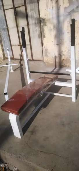 Adjustable Bench Press With Straight Incline Decline