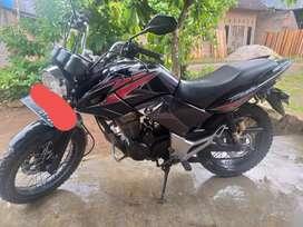 Honda tiger revo 2013