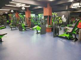 Gym all machine 500kg wet