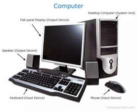 Computer hardware repairing.and windows installation