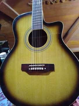 Gitar Akustik Elektrik Martin Custom jarang pake