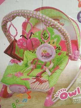 Sugarbaby bouncer 10 in 1 little owl