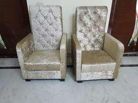 A pair of Sofa chair set!