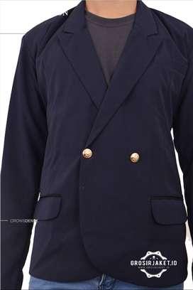 Jas Pria, blazer casual, blazer 2 button, manzoneid jas pengantin