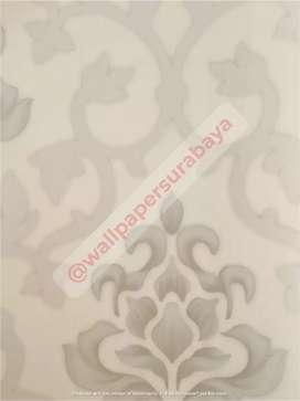 Promo Wallpaper dinding cantik full color rumah terang harga murah