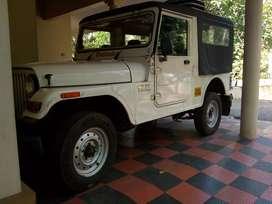 Mahindra Thar 2014 Diesel Good Condition