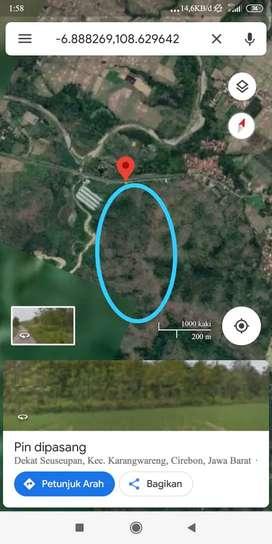 Kebun Jati Sindang Laut Cirebon